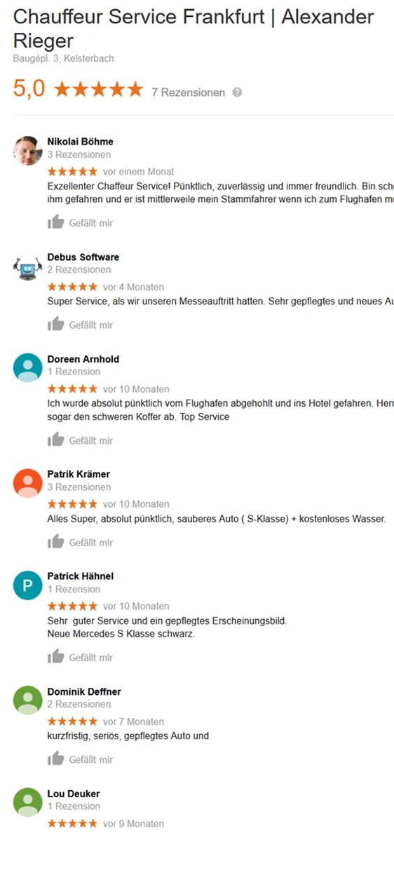 Bewertungen Google-Referenzen-Rieger